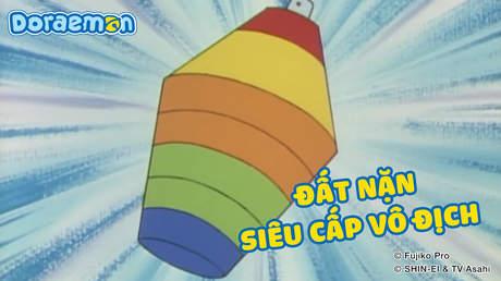 Doraemon - Tập 354: Đất nặn siêu cấp vô địch