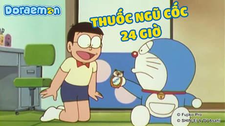 Doraemon - Tập 355: Thuốc ngũ cốc 24 giờ
