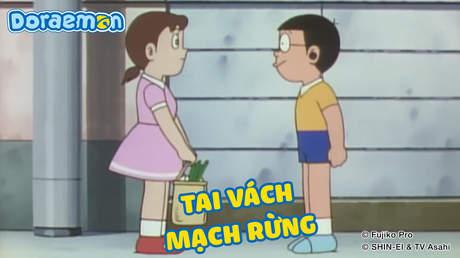 Doraemon - Tập 356: Tai vách mạch rừng