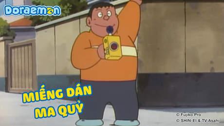 Doraemon - Tập 361: Miếng dán ma quỷ