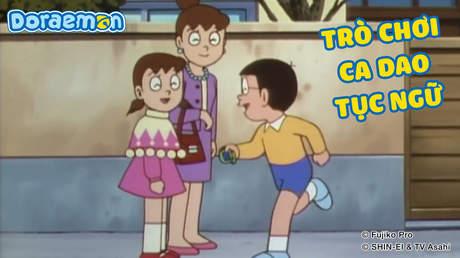 Doraemon - Tập 372: Trò chơi ca dao tục ngữ