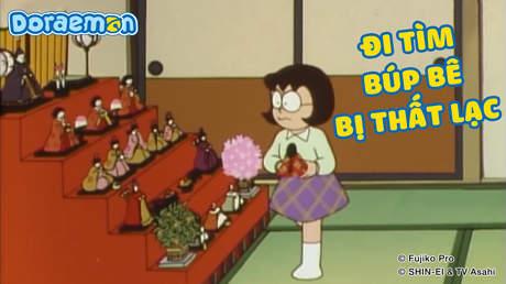 Doraemon - Tập 375: Đi tìm búp bê bị thất lạc