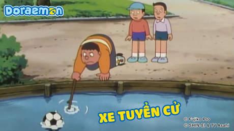 Doraemon - Tập 376: Xe tuyển cử