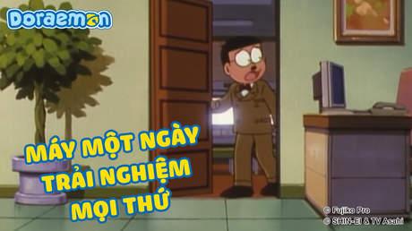 Doraemon - Tập 378: Máy một ngày trải nghiệm mọi thứ
