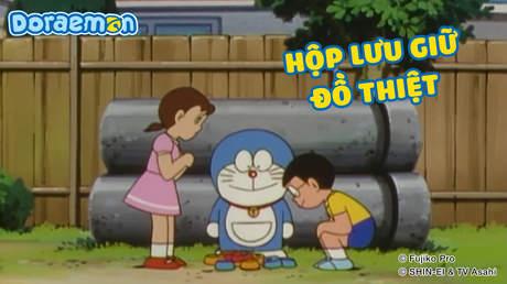 Doraemon - Tập 382: Hộp lưu giữ đồ thiệt