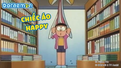 Doraemon - Tập 384: Chiếc áo happy
