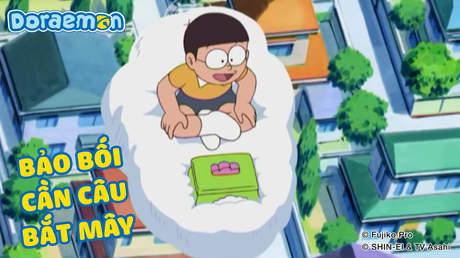 Doraemon - Tập 387: Bảo bối cần câu bắt mây