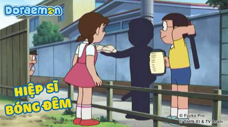 Doraemon - Tập 388: Hiệp sĩ bóng đêm