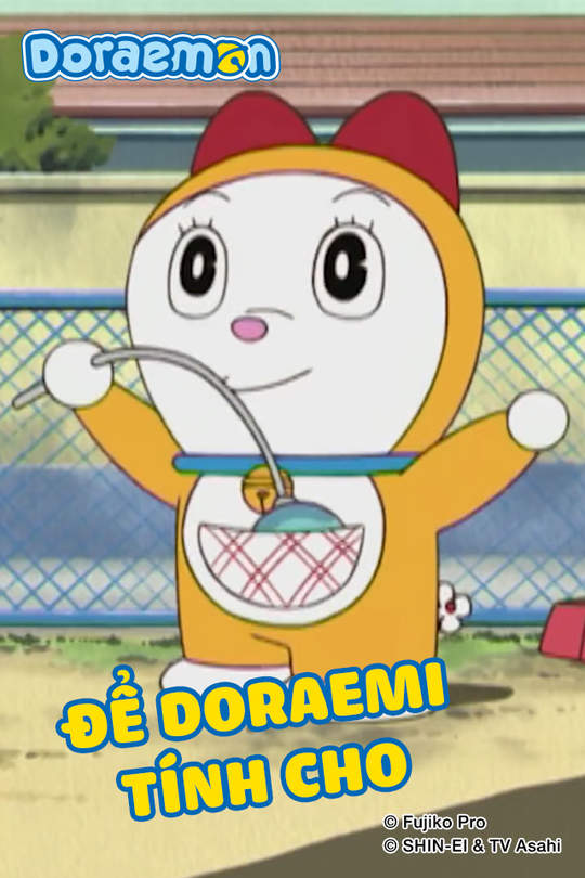 Doraemon - Tập 393: Để Doraemi tính cho