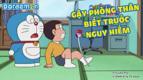 Doraemon - Tập 394: Gậy phòng thân biết trước nguy hiểm