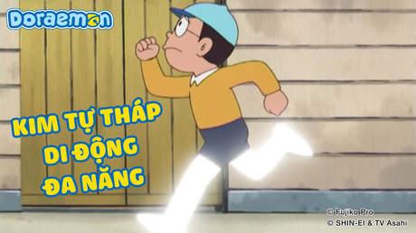 Doraemon - Tập 396: Kim tự tháp di động đa năng