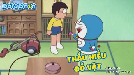 Doraemon - Tập 397: Thấu hiểu đồ vật