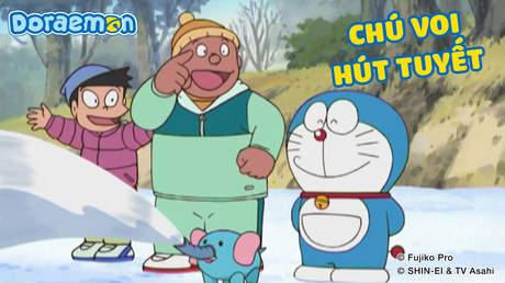 Doraemon - Tập 401: Chú voi hút tuyết