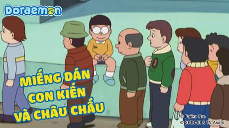 Doraemon - Tập 403: Miếng dán con kiến và châu chấu