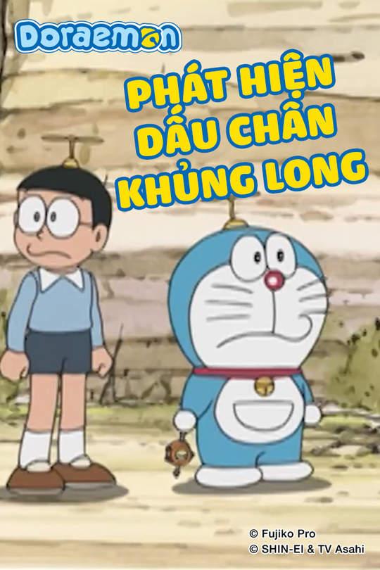 Doraemon - Tập 405: Phát hiện dấu chân khủng long