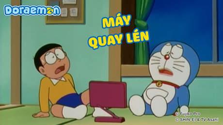 Doraemon - Tập 42: Máy quay lén