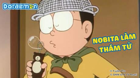 Doraemon - Tập 45: Nobita làm thám tử