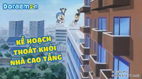 Doraemon - Tập 50: Kế hoạch thoát khỏi nhà cao tầng