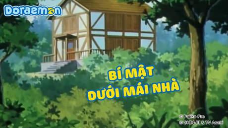 Doraemon - Tập 51: Bí mật dưới mái nhà