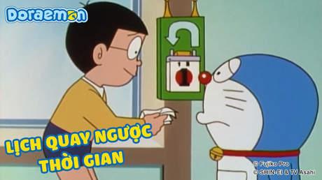 Doraemon - Tập 52: Lịch quay ngược thời gian