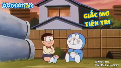 Doraemon - Tập 58: Giấc mơ tiên tri