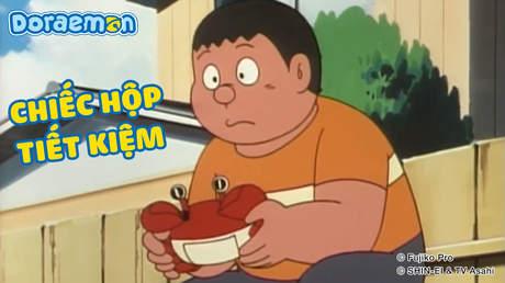Doraemon - Tập 5: Chiếc hộp tiết kiệm