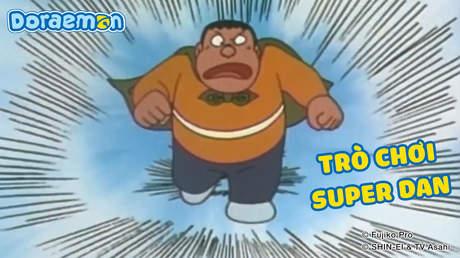 Doraemon - Tập 60: Trò chơi Super Dan