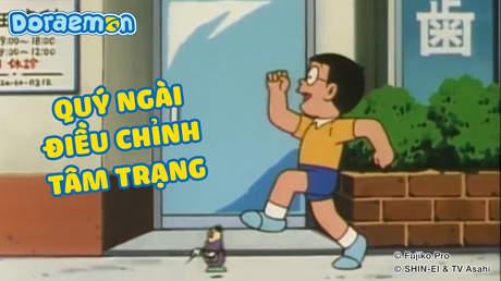 Doraemon - Tập 62: Quý ngài điều chỉnh tâm trạng