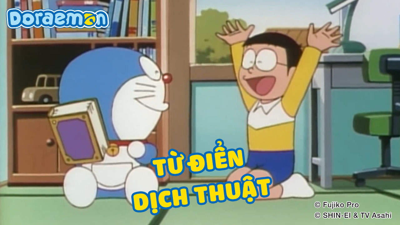 Doraemon - Tập 72: Khu vườn trên không trung