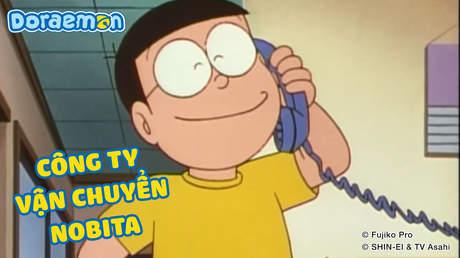Doraemon - Tập 6: Công ty vận chuyển Nobita