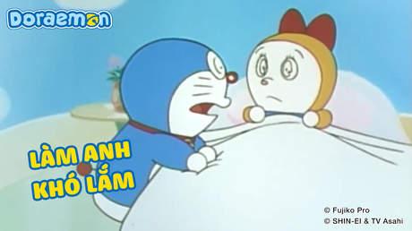 Doraemon - Tập 76: Làm anh khó lắm