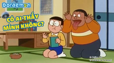 Doraemon - Tập 78: Có ai thấy mình không?