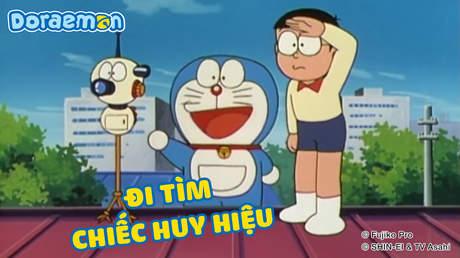 Doraemon - Tập 79: Đi tìm chiếc huy hiệu