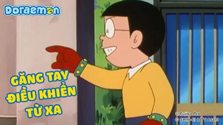 Doraemon - Tập 80: Găng tay điều khiển từ xa