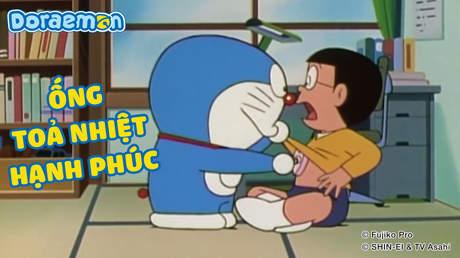 Doraemon - Tập 81: Ống toả nhiệt hạnh phúc