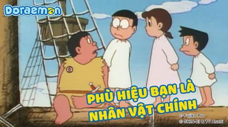 Doraemon - Tập 84: Phù hiệu bạn là nhân vật chính