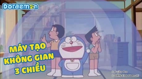 Doraemon - Tập 90: Máy tạo không gian 3 chiều