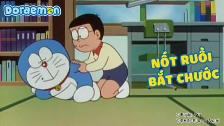 Doraemon - Tập 91: Nốt ruồi bắt chước