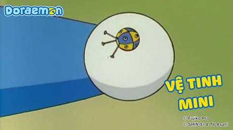 Doraemon - Tập 92: Vệ tinh mini