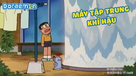 Doraemon - Tập 9: Máy tập trung khí hậu