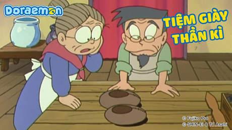 Doraemon và các vở kịch kiệt tác - Tập 11: Tiệm giày thần kì