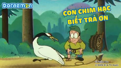 Doraemon và các vở kịch kiệt tác - Tập 12: Con chim hạc biết trả ơn
