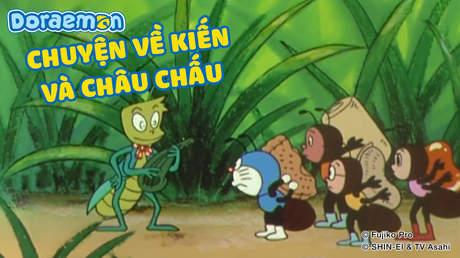 Doraemon và các vở kịch kiệt tác - Tập 15: Chuyện về kiến và châu chấu