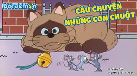 Doraemon và các vở kịch kiệt tác - Tập 16: Câu chuyện những con chuột