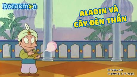 Doraemon và các vở kịch kiệt tác - Tập 18: Aladin và cây đèn thần