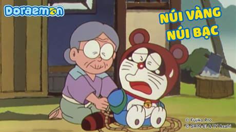 Doraemon và các vở kịch kiệt tác - Tập 19: Núi vàng núi bạc