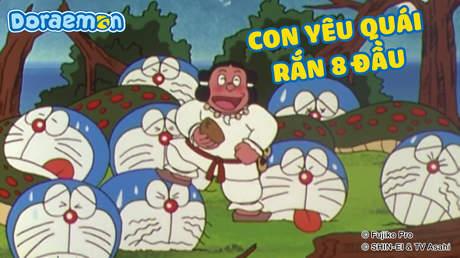 Doraemon và các vở kịch kiệt tác - Tập 20: Con yêu quái rắn 8 đầu