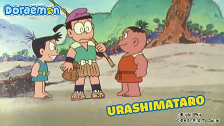 Doraemon và các vở kịch kiệt tác - Tập 21: Urashimataro