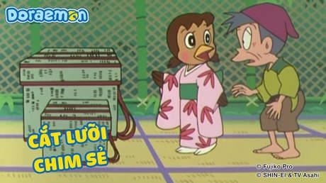 Doraemon và các vở kịch kiệt tác - Tập 23: Cắt lưỡi chim sẻ