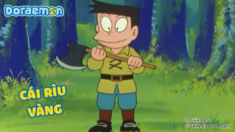 Doraemon và các vở kịch kiệt tác - Tập 4: Cái rìu vàng